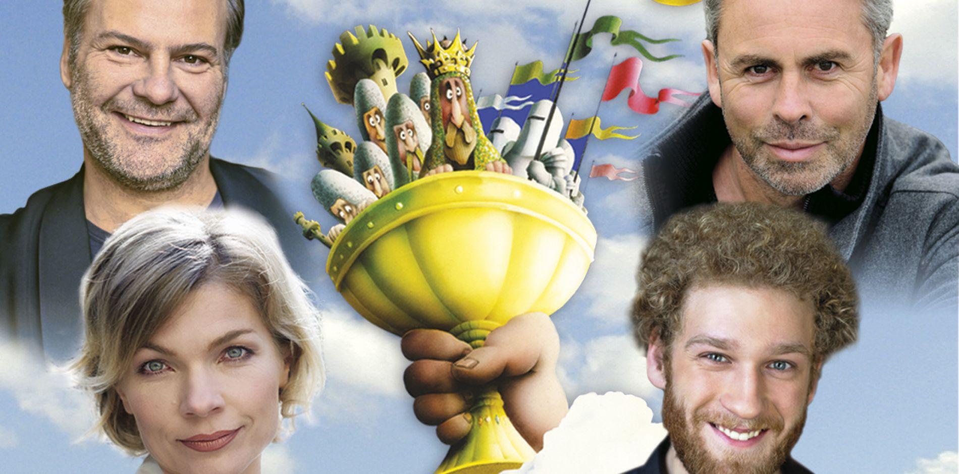 Monty Python's Spamalot - Die Suche nach dem heiligen Gral