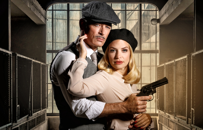 Zwei wie Bonnie und Clyde
