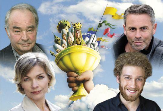 Monty Python's Spamalot - Die Suche nach dem heiligen Gral – Monty Python's Spamalot - Pressemotiv