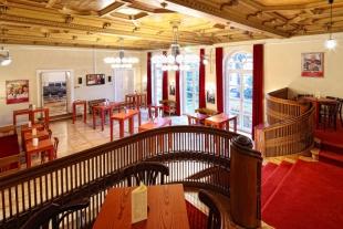 Foyer Champagnerhalle