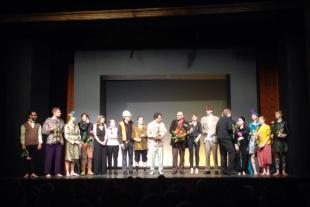 """Premiere """"Die Vögel"""" am 15.05.2016"""