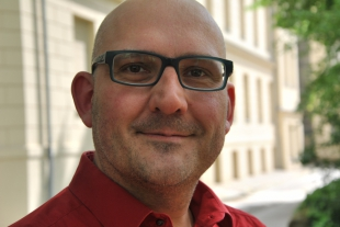 Stefan Kleinert, Regisseur und Leiter der YAS - Junges Schlosspark Theater