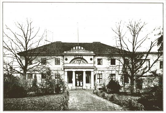 Gutshaus Steglitz - vermutlich um 1900?