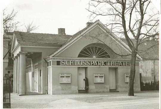 Schloßpark-Theater im 20. Jahrhundert