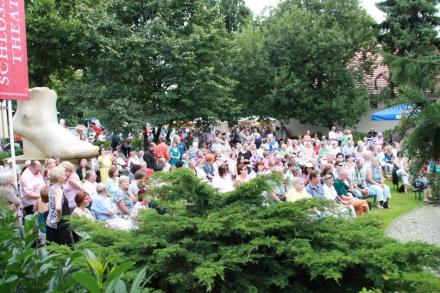 Sommerfest Schlosspark Theater - Motiv 3 — © Laura Mitulla