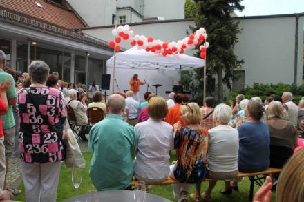 Sommerfest Schlosspark Theater - Motiv 4 — © Laura Mitulla
