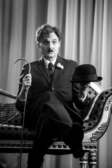 Charlie Chaplin — © DERDEHMEL/Urbschat