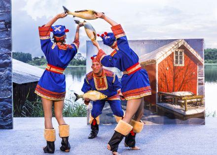 Hauptprobe des Seefestivals Wustrau. — © Olaf Hais