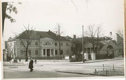 Gutshaus Steglitz und Schloßpark-Theater im 20. Jahrhundert